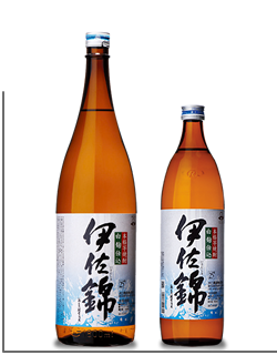 Isanishiki made with white koji